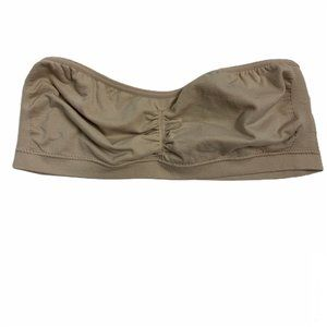Circo Large Nude Strapless Bandeau Bra